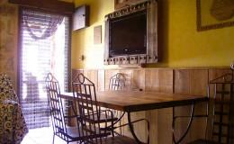 Mesa del salón