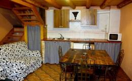 Salón cocina El roble