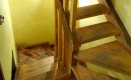 Escaleras El Olmo
