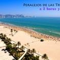 De Valencia a Peralejos de las Truchas para cambiar la playa por la montaña