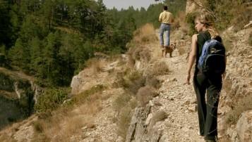 Senderismo en el Alto Tajo, Peralejos de las Truchas