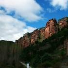 Entrada al Barranco de la Hoz del río Gallo desde Ventosa