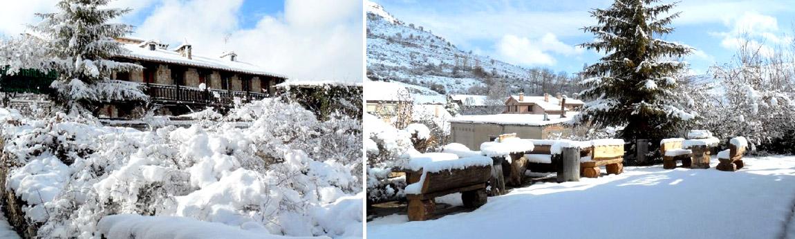 6 casas rurales para nochebuena y navidad en guadalajara apartamentos y casas rurales chon - Casa rural navidad ...