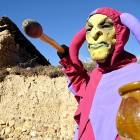 Mascaritas carnaval de Luzón