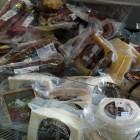 Embutidos y quesos
