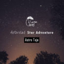 Actividad Estrellas Alto Tajo. Astro Tajo