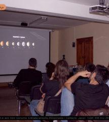 Astro Tajo. Sesión explicativa de los distintos planetas y su identificación