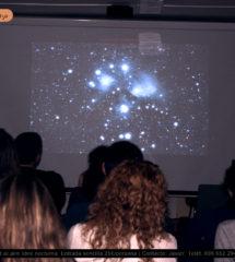Astro Tajo. Sesión explicativa universo, sistema sola