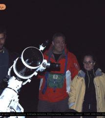 Astro Tajo. Telescopio profesional para ver las estrellas en Guadalajara, Peralejos.
