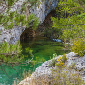 Ruta a Taravilla 2018. Zonas de Baño Peralejos de las Truchas