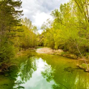 Puente de Poveda  2018. Zonas de Baño Peralejos de las Truchas